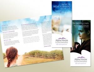 Alpha House Brochure