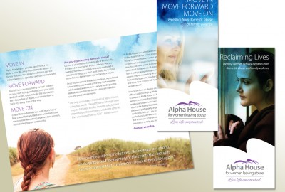 Alpha House Brochure